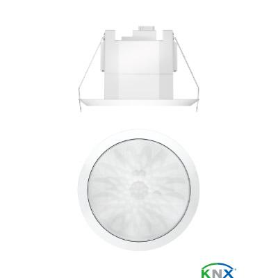 Präsenzmelder theRonda S360 KNX_mit Logo_klein_neu_05-14