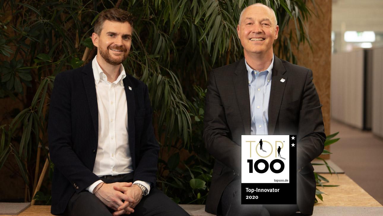 Theben Top100 Auszeichnung