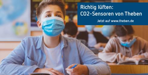 Richtig Lüften: CO2-Sensoren Von Theben Auf Theben.de